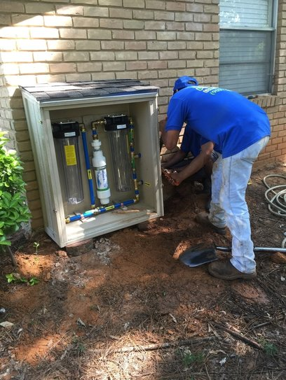Plumbing Repair and Water Filtration Systems